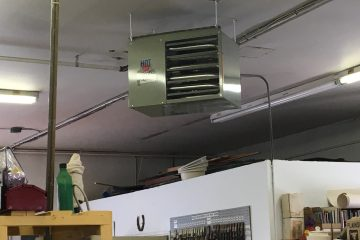 Garage Heating in Edmonton