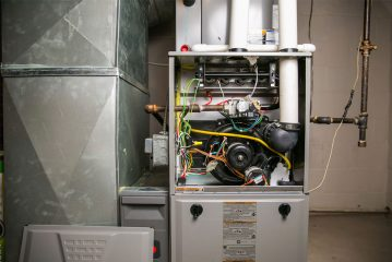Pinpointing the affecting issue in a broken furnace isn't easy without professional help.