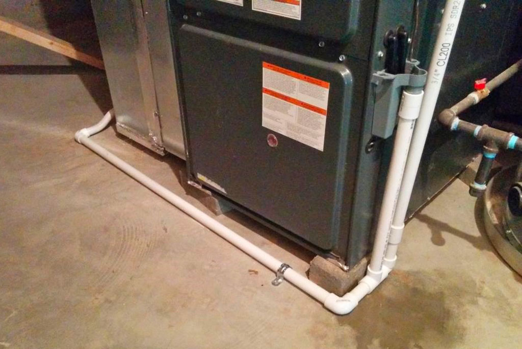 Furnace Condensate Drain J W Brian Mechanical Contracting